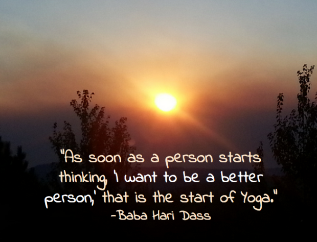 baba-hari-dass-quote-better-person-start-yoga-620x474