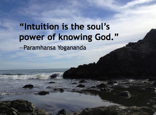 intuition-souls-power-of-knowing-god-paramhansa-yagananda