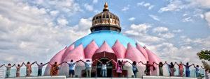 Yogaville Lotus Temple