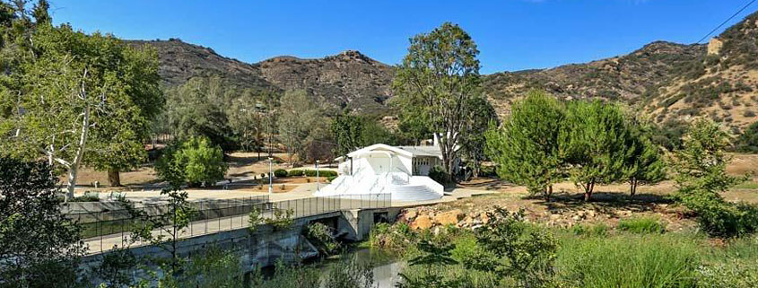 Vedantic Society Amphitheater